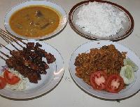 Warung sate Bu Siti