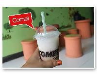 Comel (Cendol And Meal)