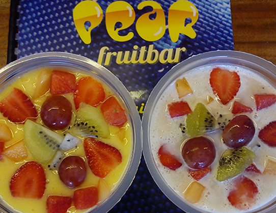 Pear Fruitbar