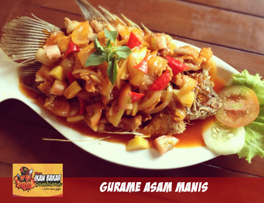 Ikan Bakar Gambiran Kulineran Com Katalog Kuliner Yogyakarta